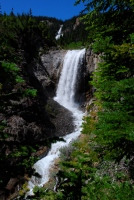 Twin Waterfalls, Adam Creek