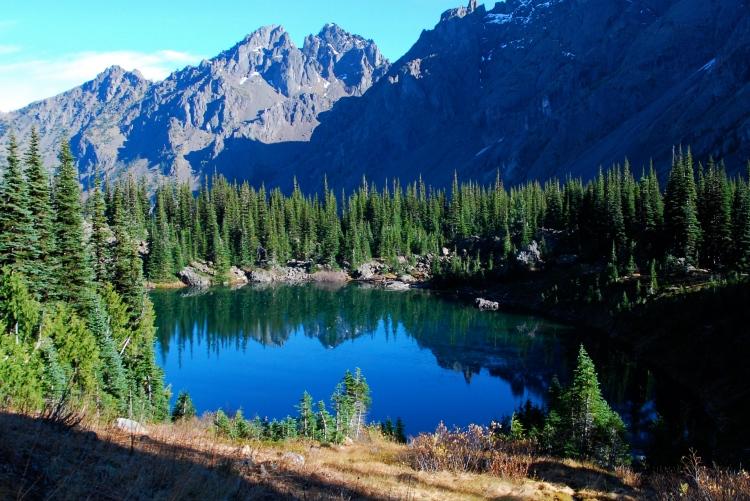 Home Lake.