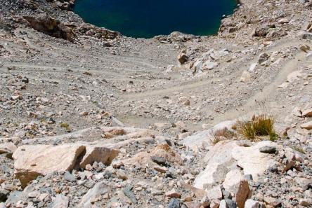 Up, Up, Up Glen Pass
